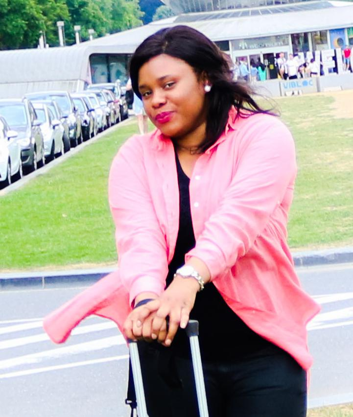 LE TEMPS DES CONFINEMENTS#4: VANESSA MBUYI