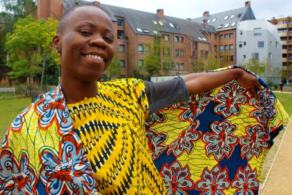 PARLONS GUÉRISON : MAMA KONGO EN ACTION